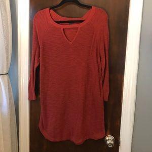 Torrid Keyhole sweater